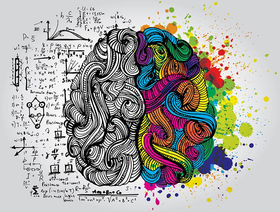 дуальность-мозг