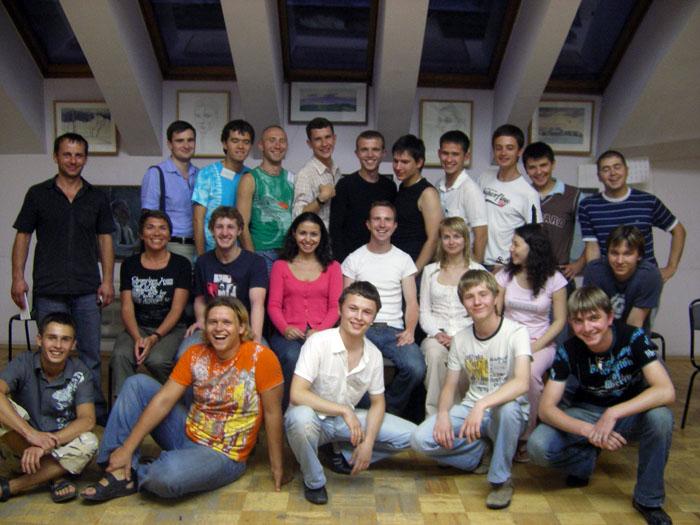 Тренинг в Казани